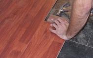 Podlahy plovoucí